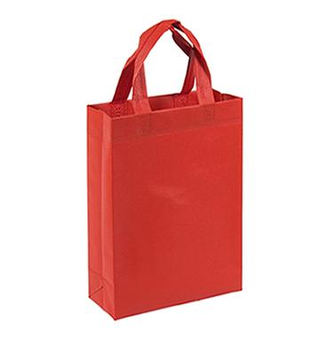bolsa notex ecologico rojo