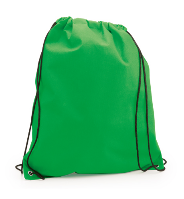BOLSA MOCHILA ECOLOGICA NOTEX 40 X 30 color verde