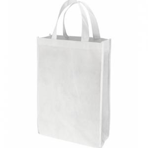bolsa notex ecologico blanco 30 x 24 x 15 fuelle