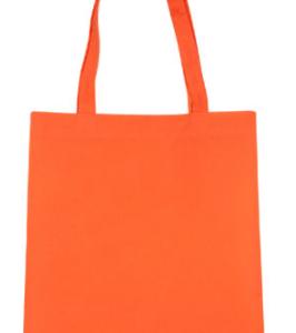 bolsa ecologica notex naranja